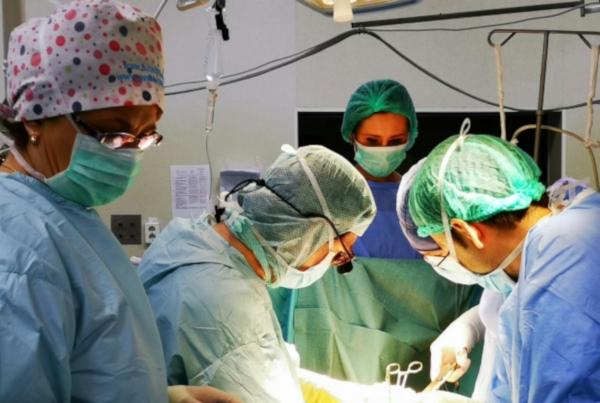 Sala de transplant Targu Mures