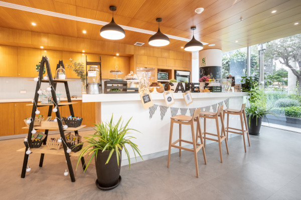 Spaces Kitchen