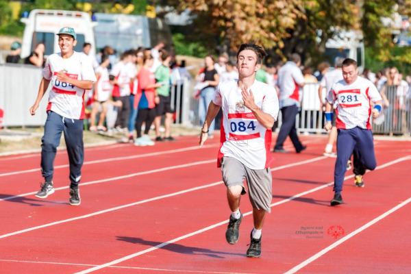 Special Olympics RO, Maraton Bucuresti