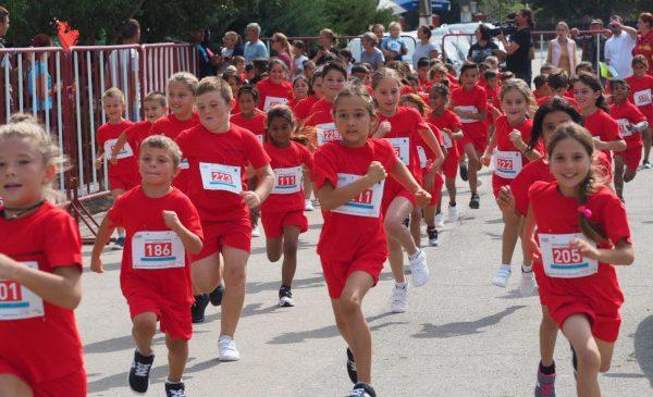 500 de copii au alergat pentru o viață mai bună prin educație