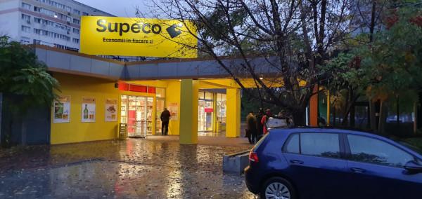 Supeco deschide astăzi al doilea supermarket din București, ajungând astfel la o rețea de 20 magazine în România