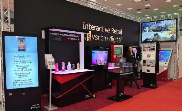 Syscom Digital oferă în prezent soluții de retail pentru viitor