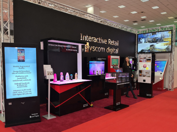 Syscom Digital, Expo Show 2019