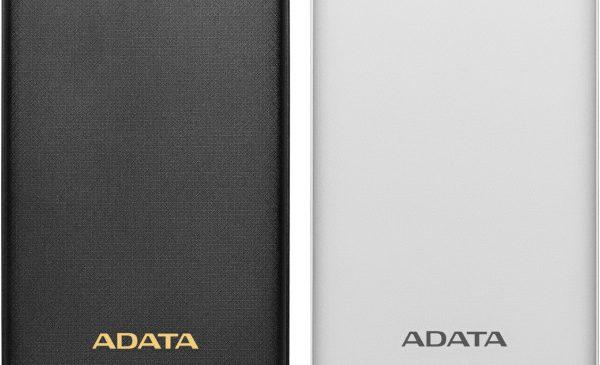 ADATA lansează bateria portabilă subțire și elegantă T10000