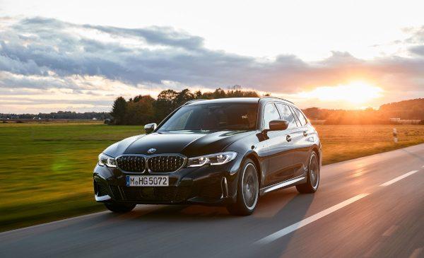 Putere şi sportivitate: Noul BMW M340i xDrive Touring se lansează pe piaţă