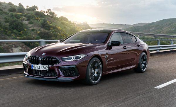 Noile BMW M8 Gran Coupé şi BMW M8 Competition Gran Coupé