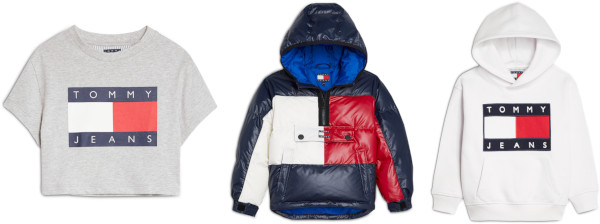 Tommy Jeans Fall Heritage