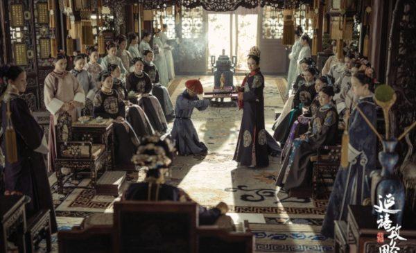 """Serialul de succes """"Yanxi, palatul suspinelor"""", în premieră la TVR 1"""