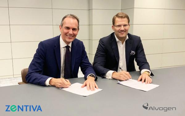 Zentiva achizitioneaza afacerea Alvogen din Europa Centrala si de Est 2019