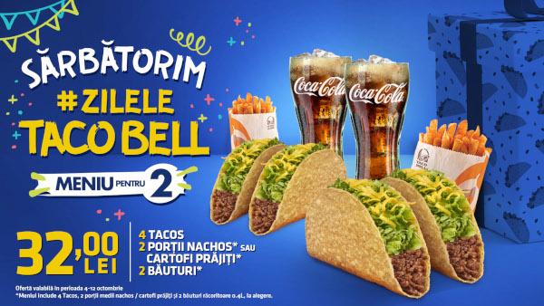 Zilele Taco Bell