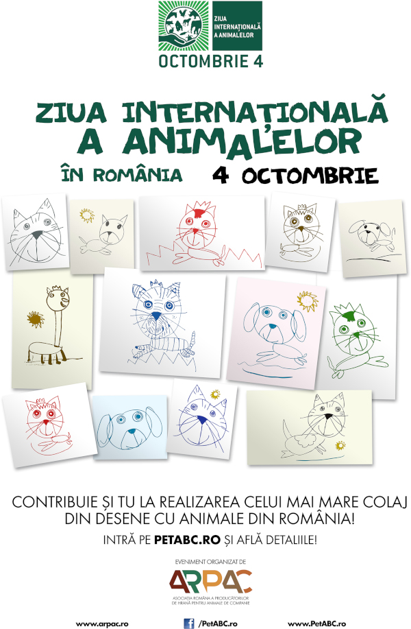 Ziua Internationala a Animalelor