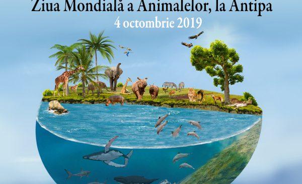 Ziua Mondială a Animalelor la Antipa