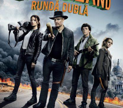 """Comedia horror """"Zombieland: Rundă dublă"""" deschide Dracula Film Festival"""