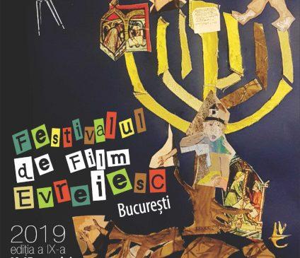 A 9-a ediție a Festivalului de Film Evreiesc are loc între 10-17 octombrie la București