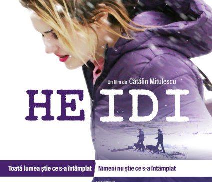 HEIDI, cel mai nou film semnat de Cătălin Mitulescu vine în cinematografe din 15 noiembrie