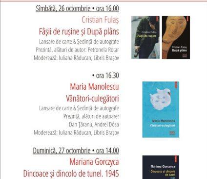 Editura Polirom la Salonul de Carte Bookfest Brașov, ediția a V-a