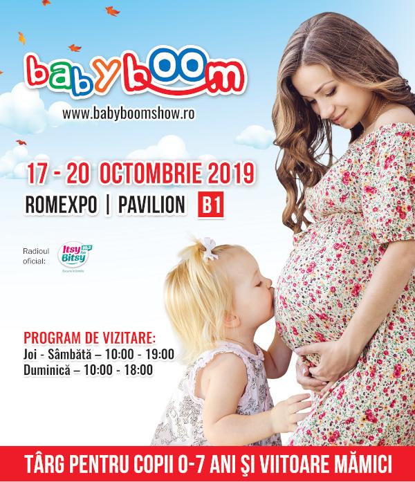 Baby Boom Show toamna 2019