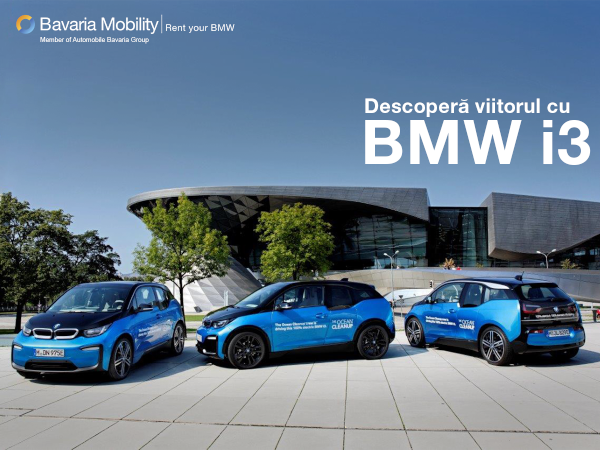 bavaria mobility BMWi3