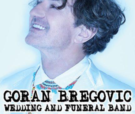 Concert Goran Bregovic la Sala Palatului pe 27 Octombrie