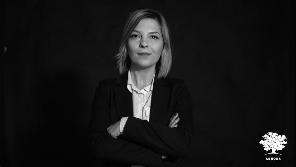 Elena Calistru, președinte și co-fondator Funky Citizens