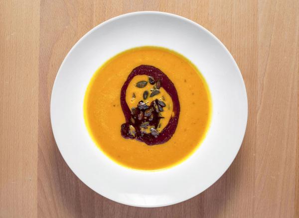 foodpanda Supa de dovleac
