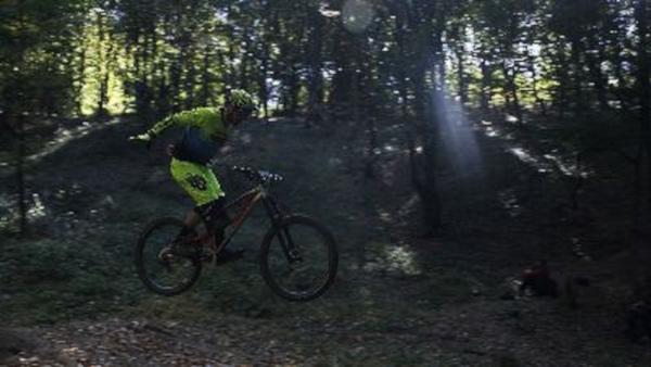 mountainbike, Resita