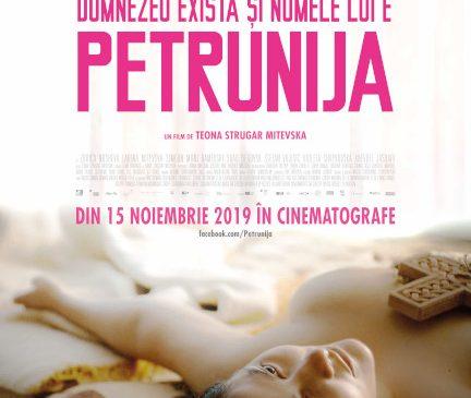Dumnezeu există și numele lui e Petrunija rulează începând de astăzi în cinematografele din România