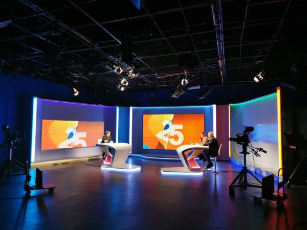 studio TVR Timisoara