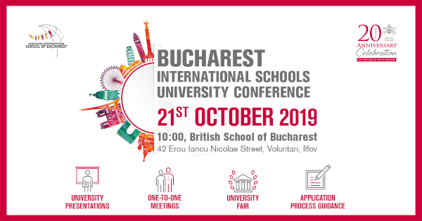 Bucharest International Schools University Conference