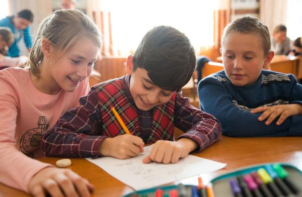 UNICEF, lectie pe tema drepturilor copilului