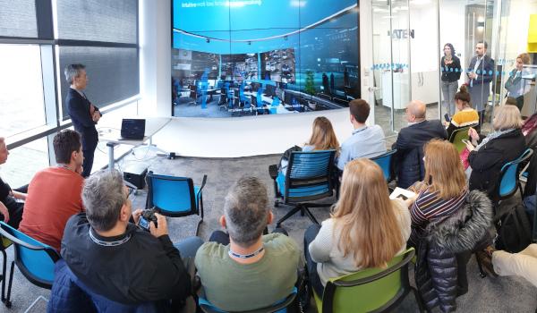 ATEN lansează biroul local din România printr-un eveniment de training introductiv