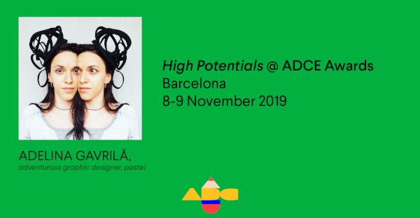 Adelina Gavrila, High Potentials 2019