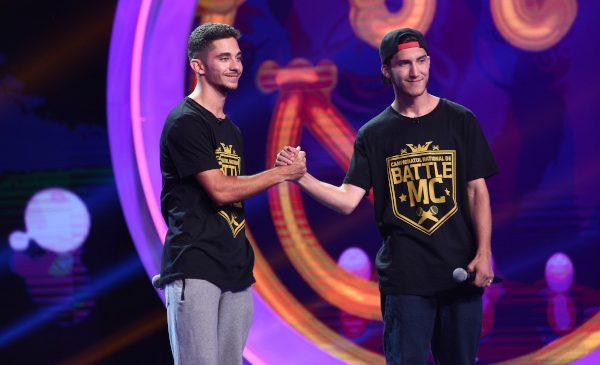 Adrian și Andrei au fost favoriții publicului în ediția a șaptea iUmor și merg în finală
