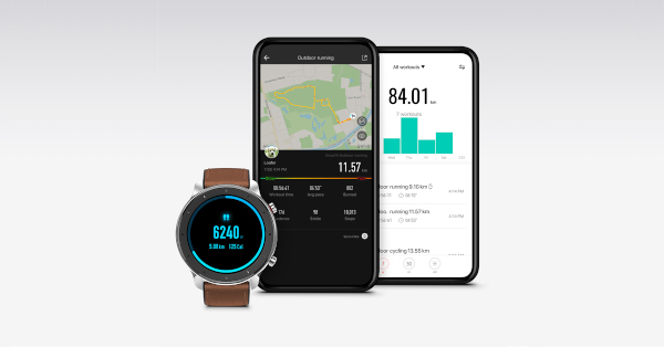 ELKO distribuie in Romania dispozitivele Amazfit din categoria Wearables