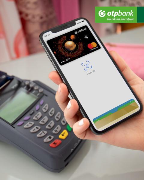 Apple Pay, OTP Bank