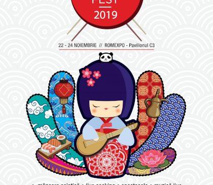 Cea de-a șaptea editie Asia Fest, weekendul acesta la Romexpo