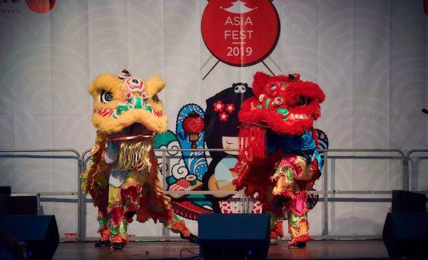 Mii de pasionați de culturile asiatice au trecut pragul celei de-a șaptea ediții a Asia Fest