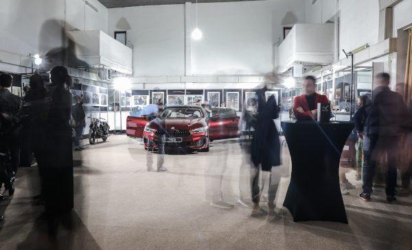 Printre poveşti: BMW Seria 8 Gran Coupé dezvelit în cadrul unui concert special al Festivalului SoNoRo