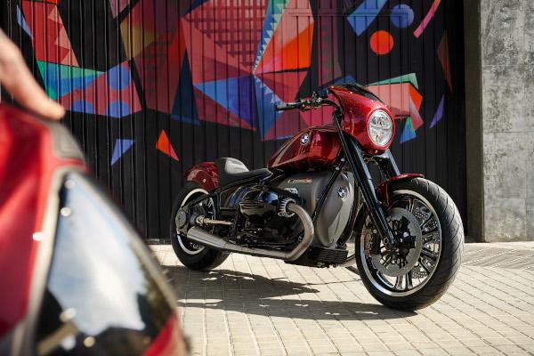 BMW Motorrad Concept R 18-2. Outdoor
