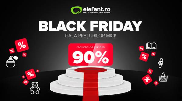Black Friday 2019 Elefant.ro