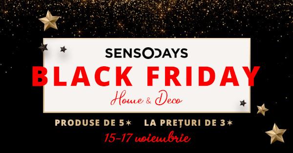 Black Friday - SensoDays