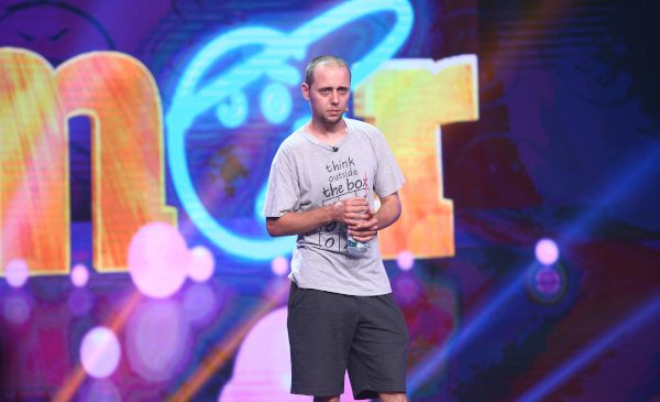 Bogdan Călin a fost favoritul publicului în ultima ediție de audiții