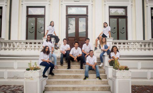 Fundația Globalworth sustine excelența academică si sprijină 10 elevi ai Liceului Internațional IOANID