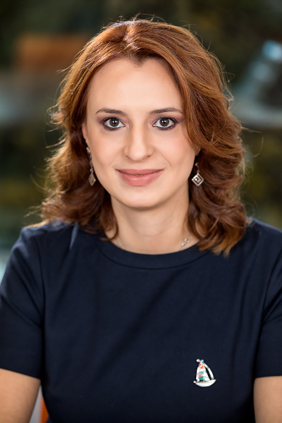 Carmen Stanciu - Country Manager ELKO Romania
