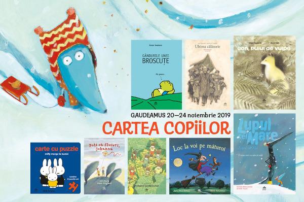Cartea Copiilor - Gaudeamus 2019