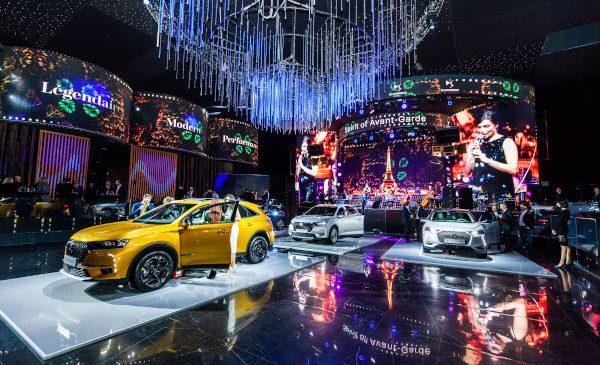Marca DS Automobiles a ajuns oficial în Romania