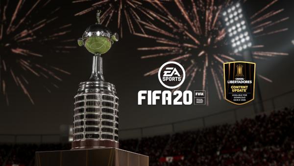 Competitia CONMEBOL LIBERTADORES in FIFA 20