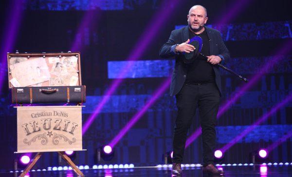 Cristian Denis este câștigătorul celei de-a zecea ediții iUmor