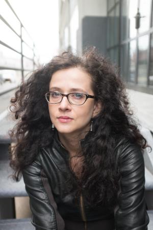 Cristina Modreanu. Foto Cornel Lazia