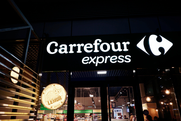 Deschidere Carrefour Express Globalworth